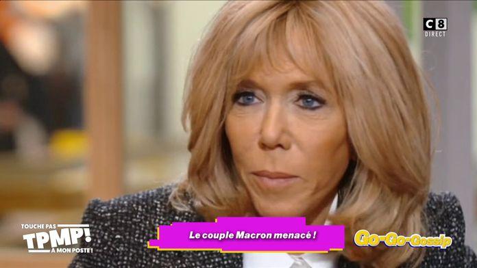 Le couple Macron menacé, la première dame de France en danger