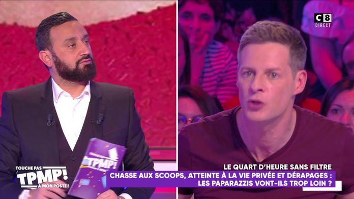 """Matthieu Delormeau donne son avis sur les paparazzis : """"Ce sont de vrais journalistes"""""""