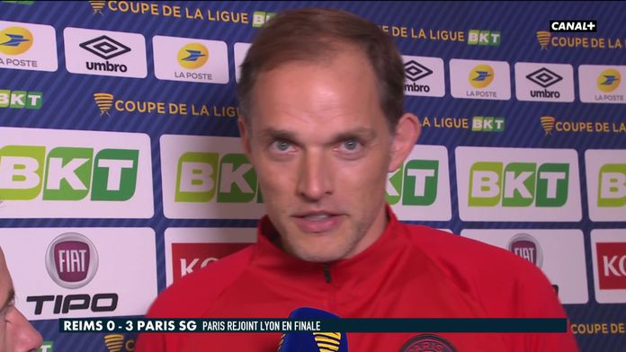 Coupe de la Ligue : La réaction de Tuchel après la qualification en du PSG