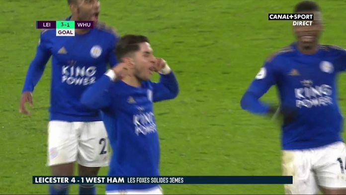 Le recap Leicester - West Ham
