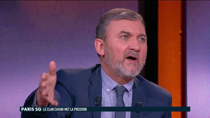 Mercato : Le clan Cavani met la pression