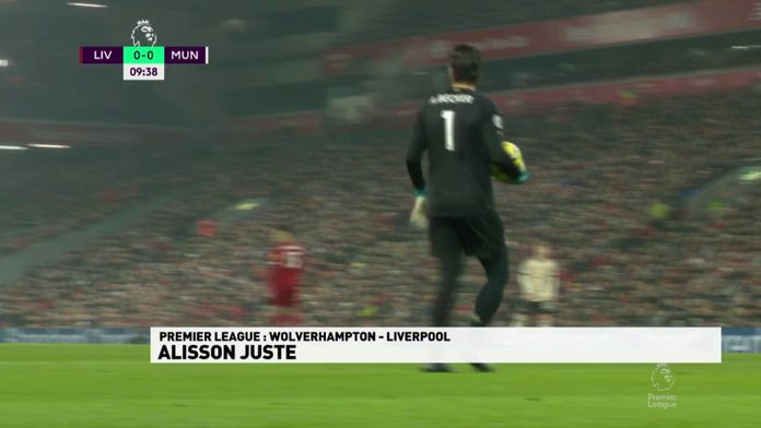 Premier League - Focus sur Alisson