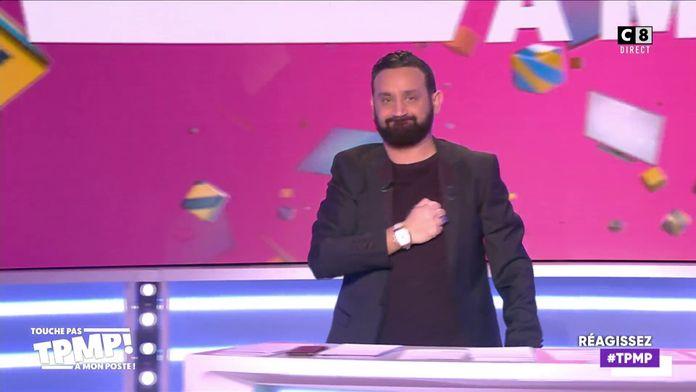 Cyril Hanouna offre son salaire du jour à un téléspectateur !