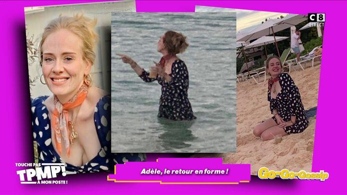La perte de poids incroyable d'Adèle qui a perdu 45 kg !
