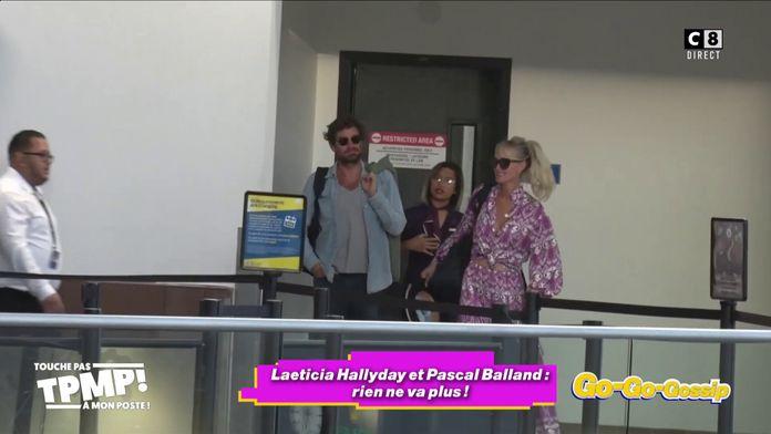 Laeticia Hallyday et Pascal Balland : rien ne va plus !