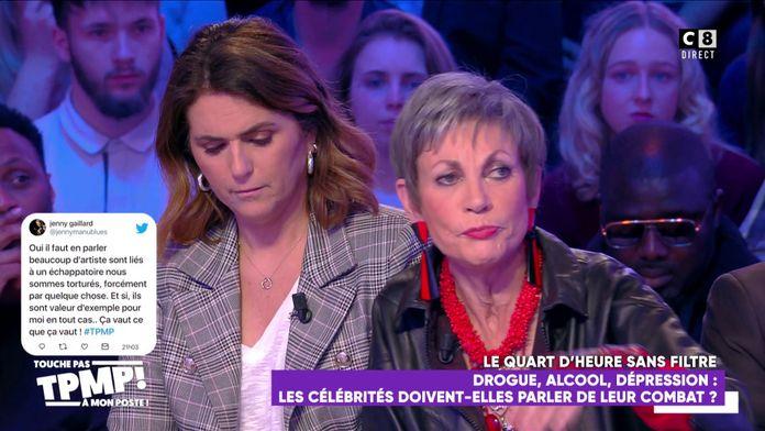 """Isabelle Morini-Bosc : """"Jean-Luc Delarue était mon ami,j'ai beaucoup souffert quand il s'est drogué"""""""