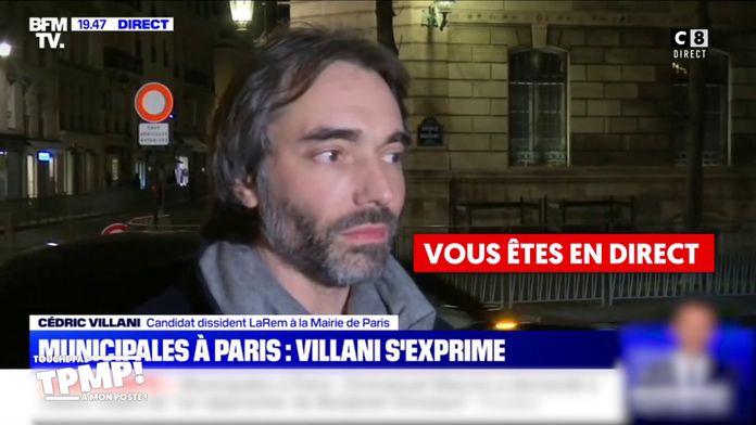 La boulette en direct de Cédric Villani sur BFM