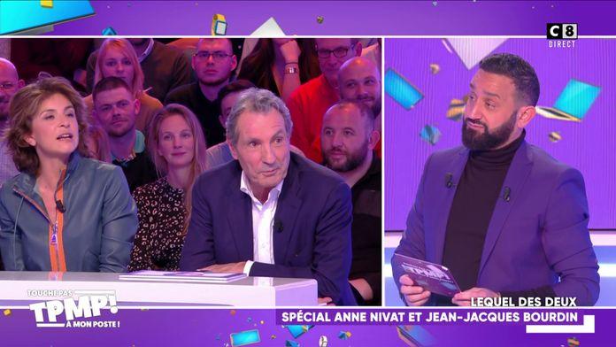 Lequel des 2 ? Avec Jean-Jacques Bourdin et Anne Nivat