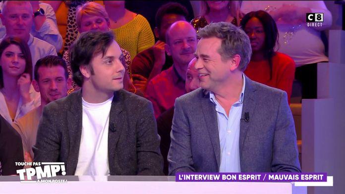 L'interview bon esprit/mauvais esprit avec Guillaume de Tonquédec et Jérémy Lopez