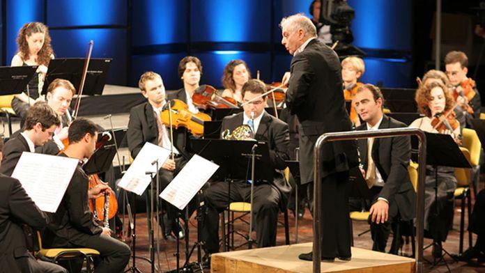 Beethoven, Mozart et Elgar dirigés par Daniel Barenboïm