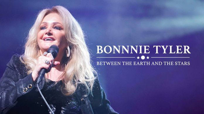 Bonnie Tyler : Between the Earth and the Stars