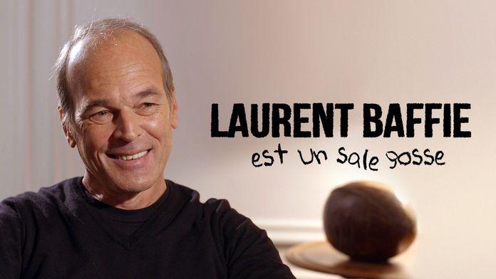 Laurent Baffie est un sale gosse