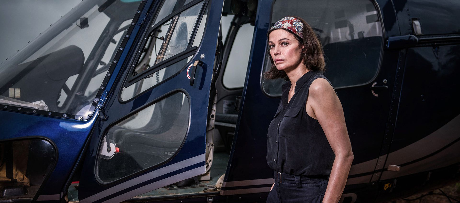 Viviane Muller / Marianne Denicourt Guyane saison 2