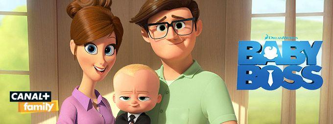Baby boss en mars sur CANAL+ Family