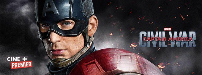 Captain America : Civil War en mars sur CIne+ Premier