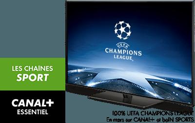 UEFA Champions League en mars sur CANAL+ et BeIN SPORTS