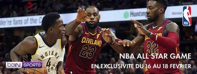 NBA All Star Game - en exclusivité sur beIN SPORTS