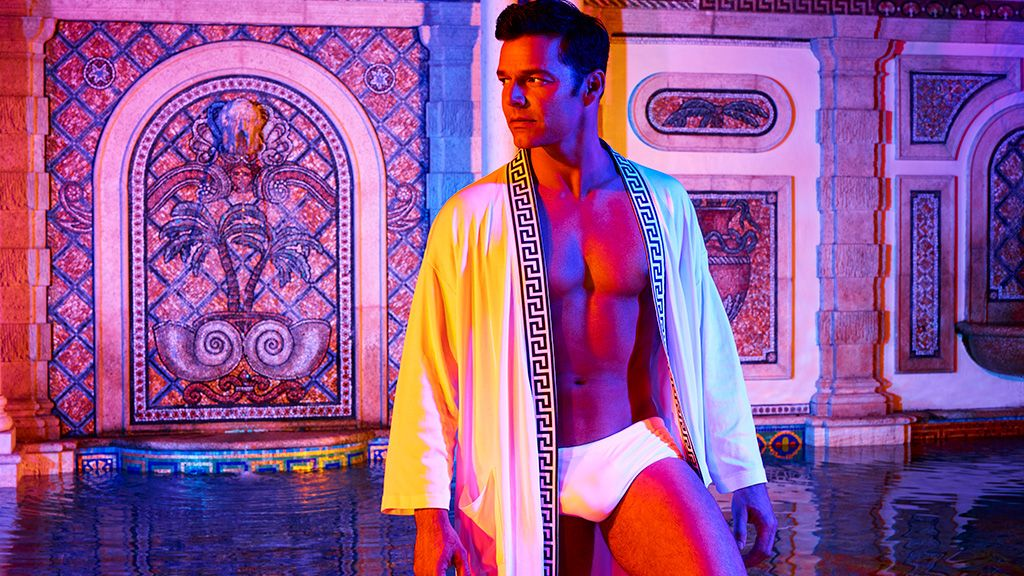 Ricky Martin : Antonio d'Amico - The assassination of Gianni Versace American crime story