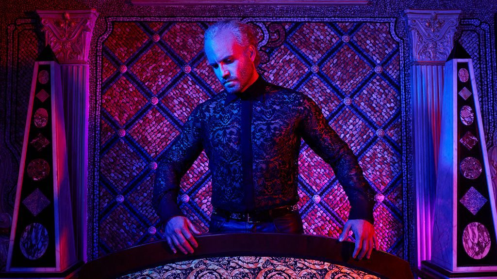 Edgar Ramirez : Gianni Versace