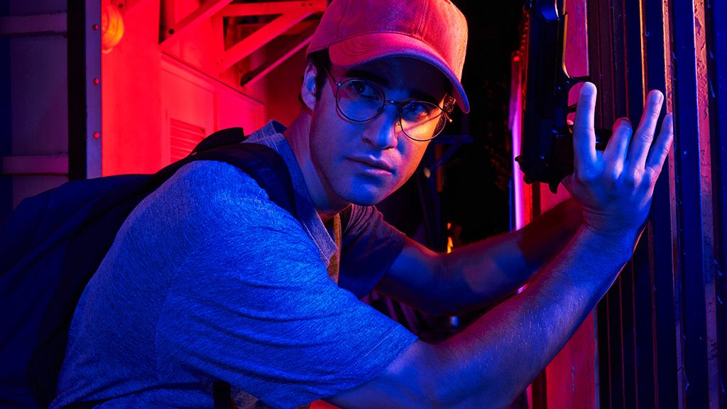 Darren Criss : Andrew Cunanan - The assassination of Gianni Versace American crime story