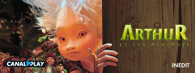 Arthur et les Minimoys - inédit en février sur Tiji