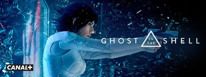 Ghost in the Shell en février sur CANAL+