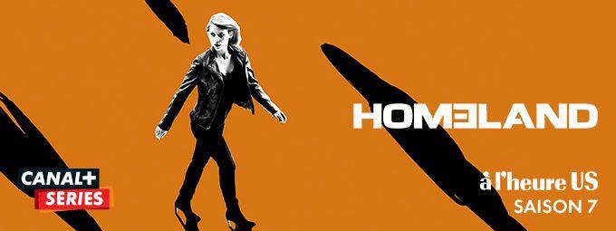 Homeland - saison 7 en février sur CANAL+ Series