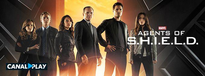 Agent of Shield en février sur CANALPLAY