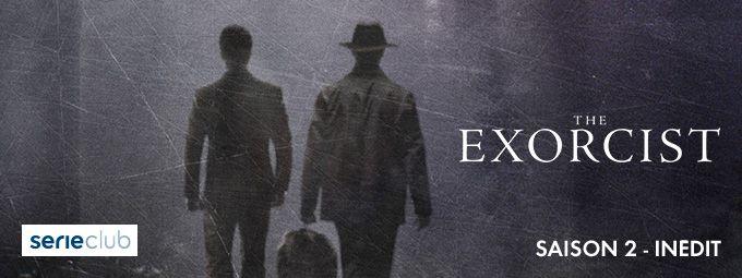 L'Exorciste en février sur Serie Club