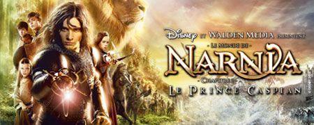 Narnia : Le prince Caspian