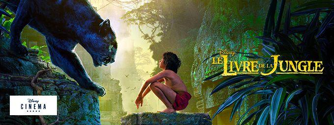 Le Livre de la Jungle en février sur Disney Cinéma