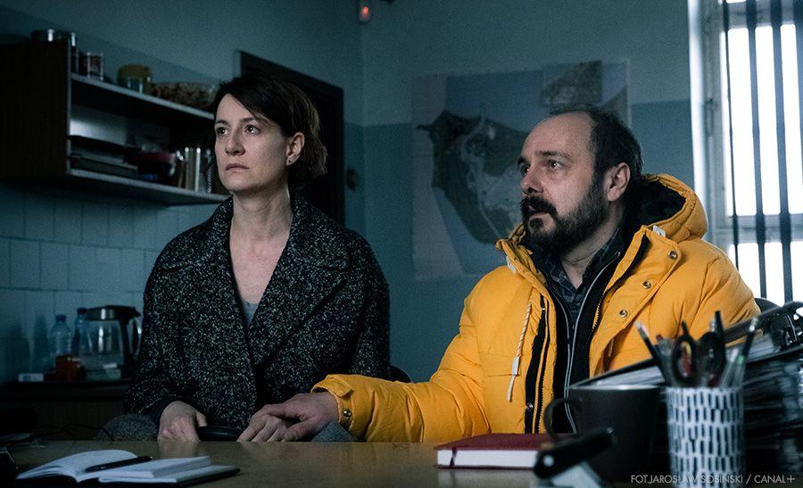 Klangor - Arkadiusz Jakubik i Maja Ostaszewska
