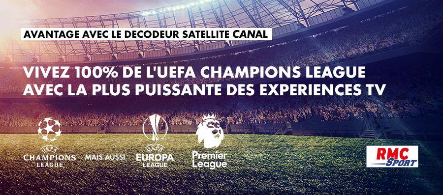 UEFA Champions League sur RMC SPORT