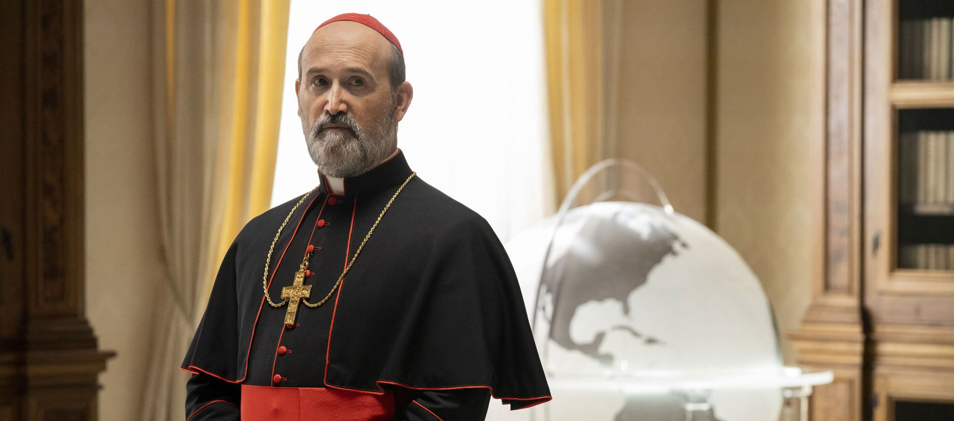 The New Pope - Cardinal Gutierrez