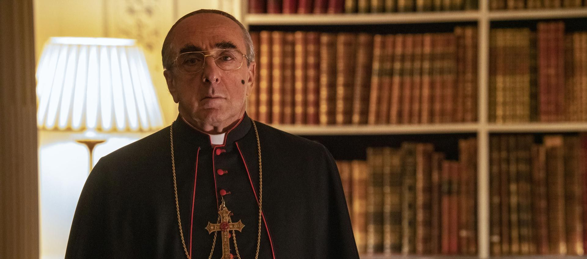 The New Pope - Cardinal Voiello