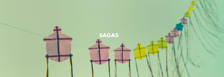 Toutes les sagas