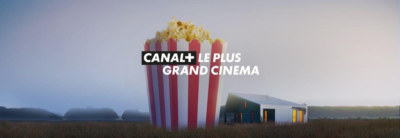CANAL+, Le Plus Grand Cinéma