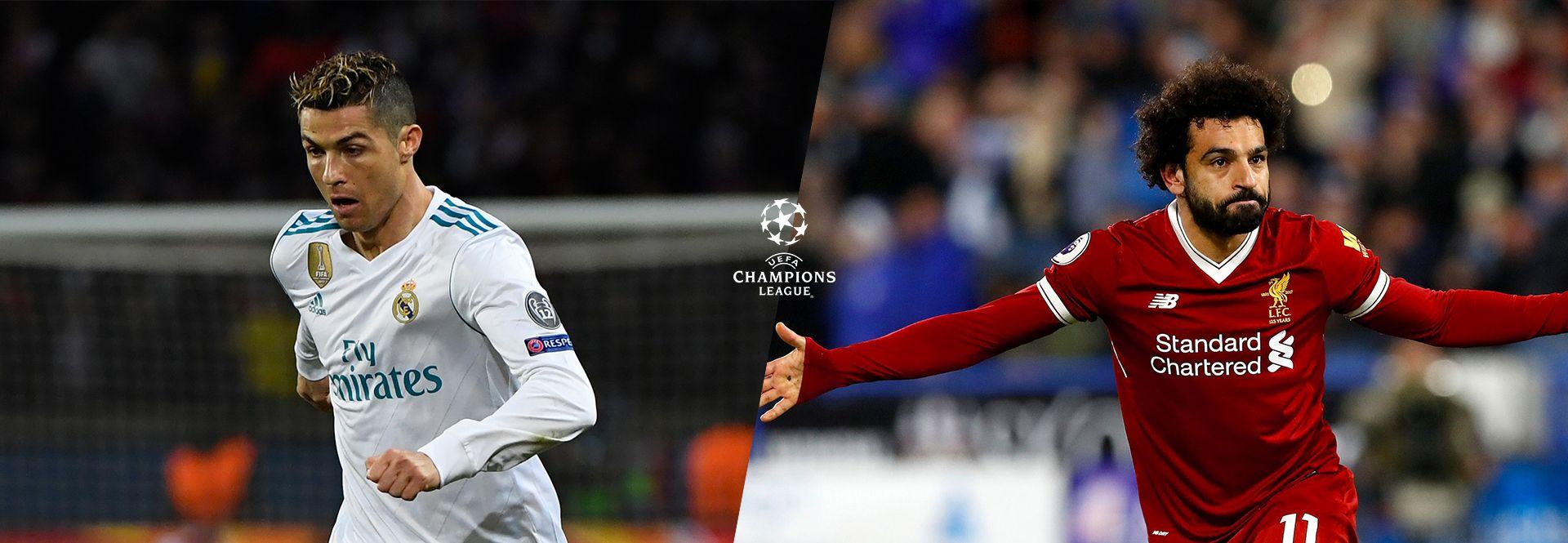 Finale de la Ligue des champions Real Madrid - Liverpool