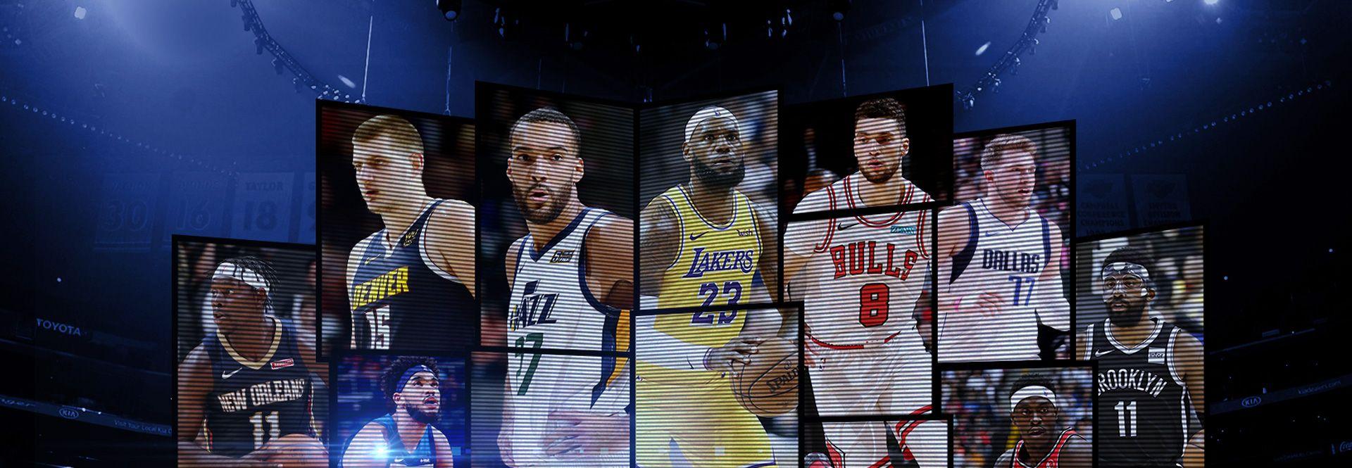 Sport NBA Playoffs Skróty