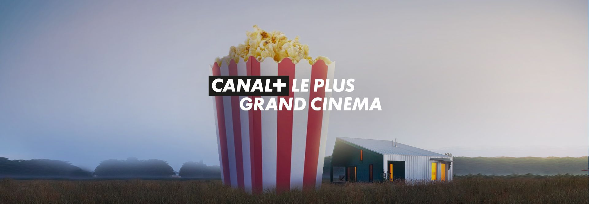 Cover CANAL+ le plus grand cinéma