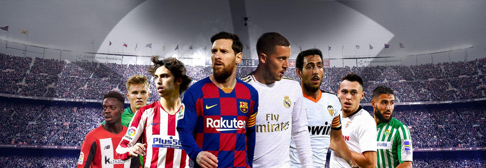 Wraca liga hiszpańska