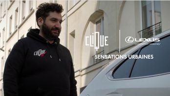 Clique x Lexus - Episode 4 : Mouloud Achour