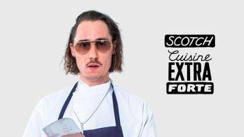 Scotch cuisine extra forte