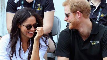 Il était une fois Prince Harry et Meghan Markle