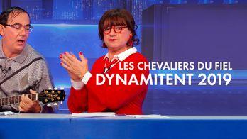Les Chevaliers du Fiel dynamitent l'année 2019