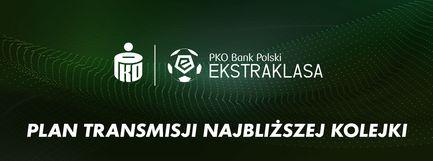 Plan transmisji PKO BP Ekstraklasy