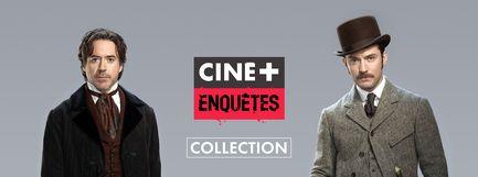 [Webapp] Ciné+ - CINE+ ENQUETES