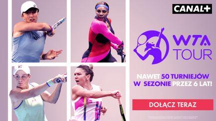 WTA Tour w CANAL+
