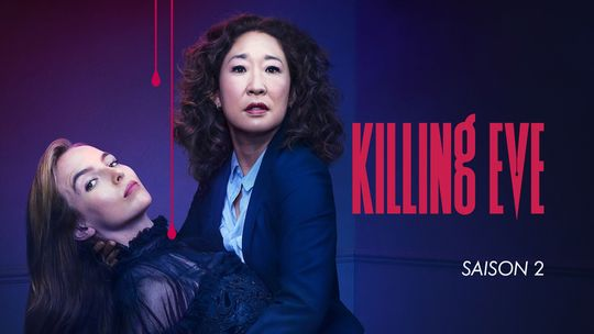 Killing Eve en Avril sur CANAL+SERIES