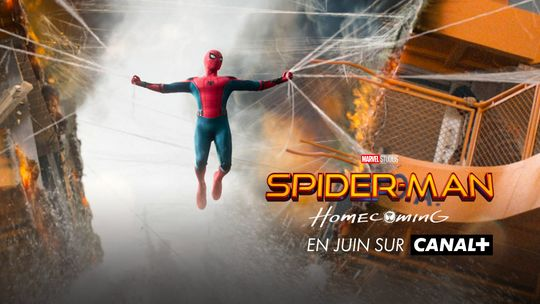 Spider-man Homecoming en Juin sur CANAL+